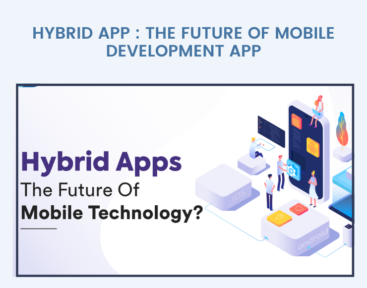 HYBRID APP : THE FUTURE OF MOBILE DEVELOPMENT APP!