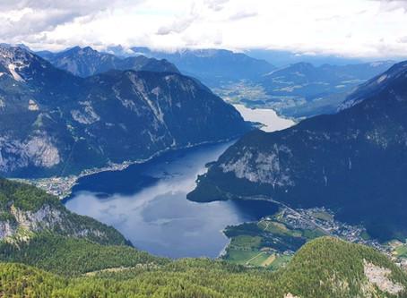 Горный массив Дахштайн - жемчужина австрийских Альп