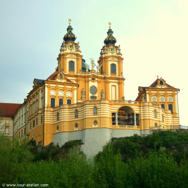 МонастирМелькАвстрія3