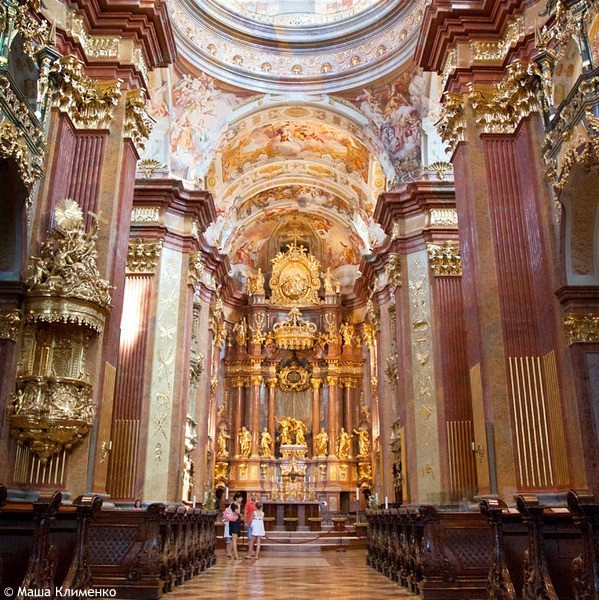 МонастирМельк_Австрія_4