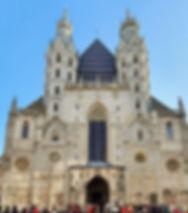 Экскурсия по центру Вены - Собор Святого Штефана
