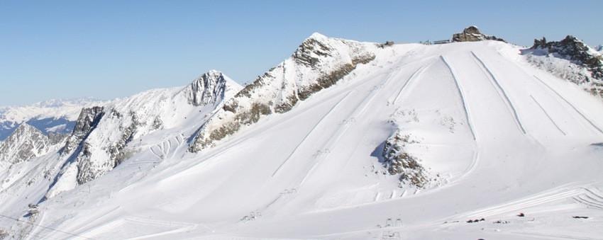 Отличные трассы на горнолыжных курортах в Австрийских Альпах