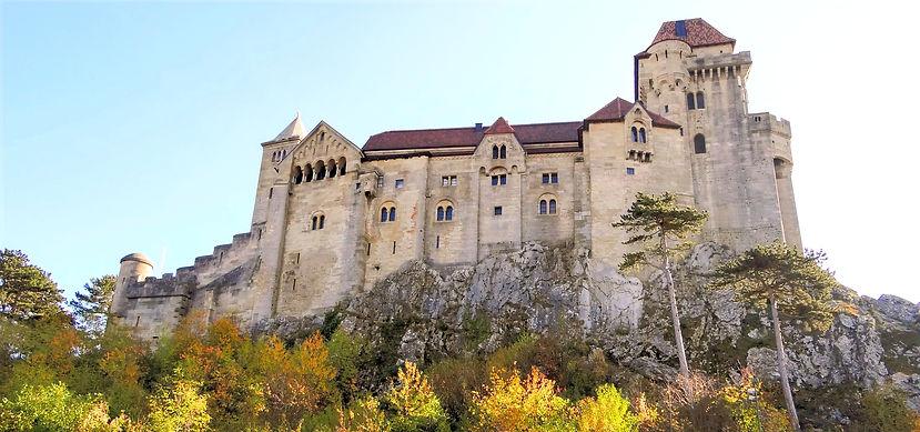 Замок Ліхтенштайн - Віденьский ліс, Нижня Австрія