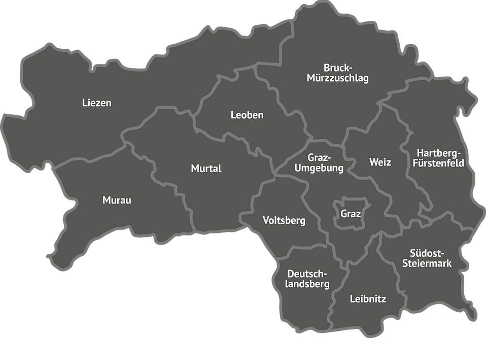 Steiermark mit Bezirke alle neutral.png