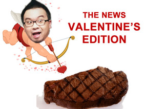 The News - Valentine's Day Edition