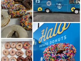 Halo Potato Donuts