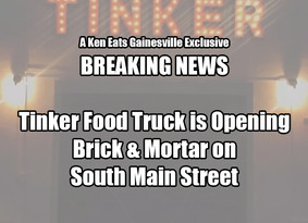 Tinker Food Truck is Opening Brick & Mortar on South Main Street