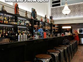 Madrina's Now Open