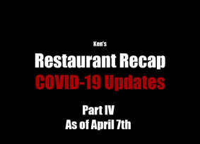 COVID-19 Updates *As of April 7th*