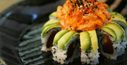 dragonfly sushi
