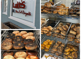 Luke's New York Bagels