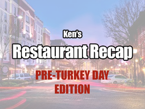 The News: Thanksgiving Edition