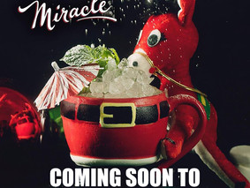 Pop-Up Holiday Cocktail Bar Coming!