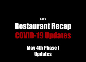 COVID-19 Updates *Phase I May 4th*