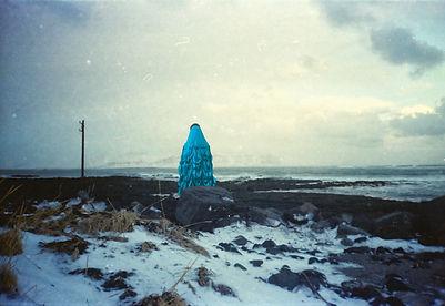 Kallol Datta Photography, Shroud, Reykjavik, Grotta Island