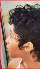 Pixie Cut with Waves