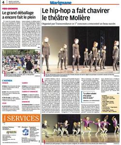 La Provence, TSC
