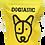 Thumbnail: CHEDDAR BAGEL DOG TREATS