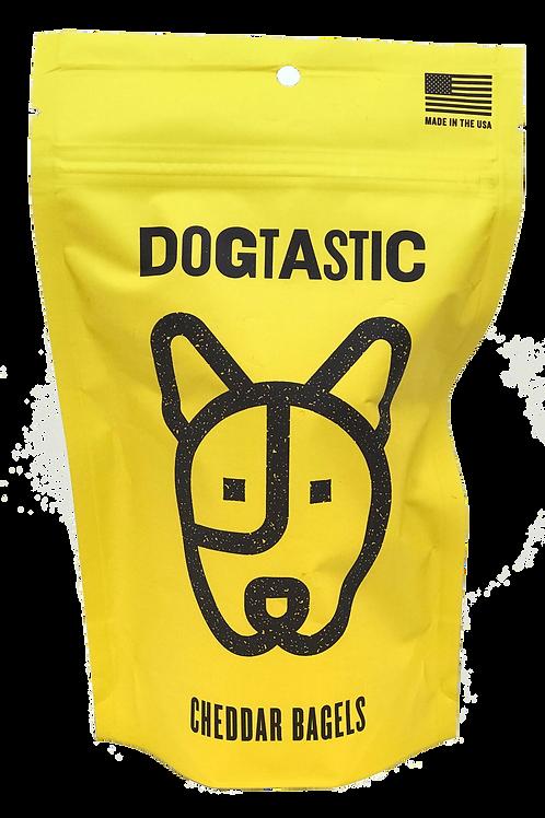 CHEDDAR BAGEL DOG TREATS