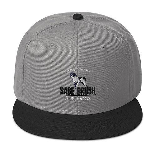 Sage Brush Snapback Hat