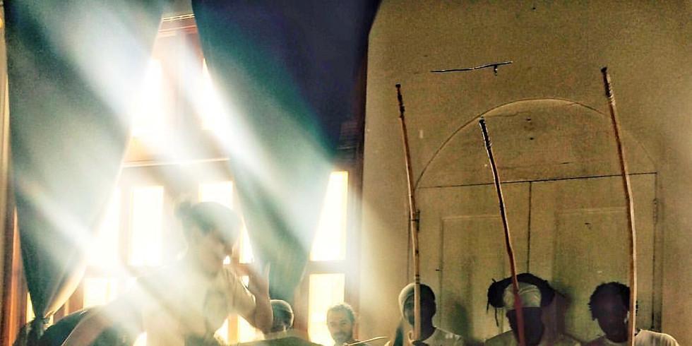 Capoeira Angola: Virtual Training in Music & Movement - All Levels