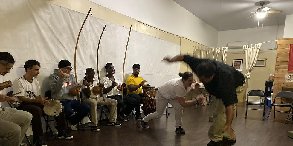 Capoeira Angola: Music Training - All Levels