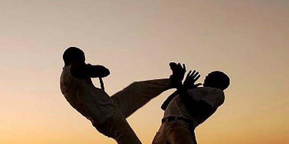 Capoeira Angola: All Levels (1)
