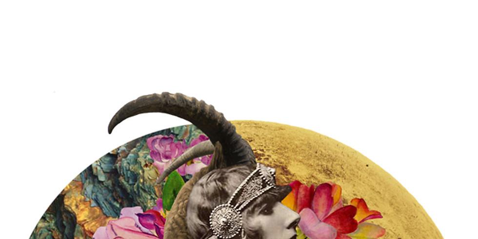 Capricorn Full Super Moon Sound Ceremony + Healing Circle