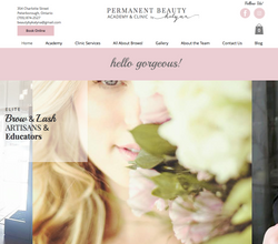 Permanent Beauty Academy & Clinic