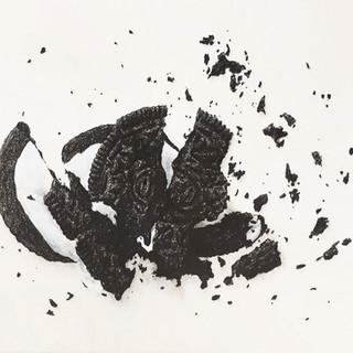 Cracked Oreo No.94
