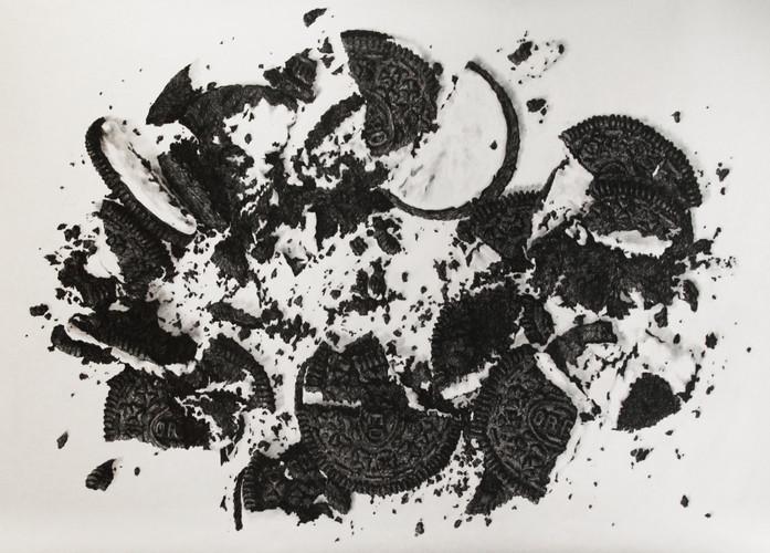 Cracked Oreos No.6