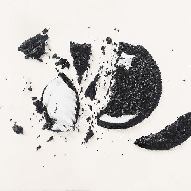 Cracked Oreo No.96