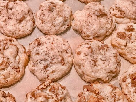 Cookie chocolat pécan