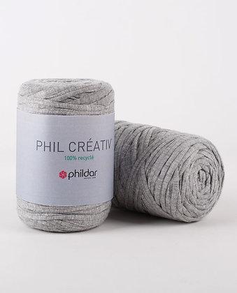 Phil créativ' gris
