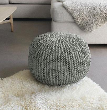 Kit Je tricote mon pouf