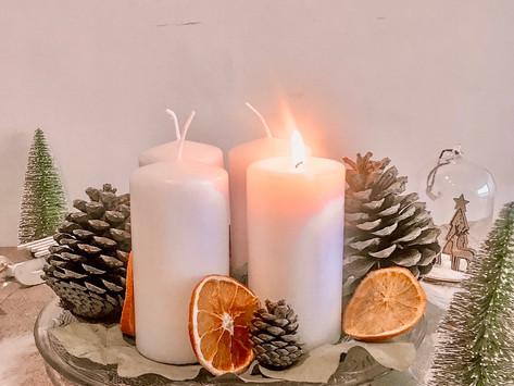 Ma décoration de Noël naturelle