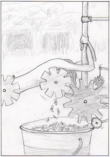 Sketch_ The Cash Cow