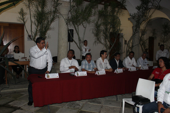 1a. Reunión Pública Madera-Mueble