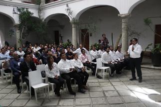1a. Reunión Públicas TIC´S