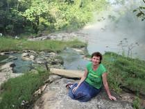 У Кипящей реки