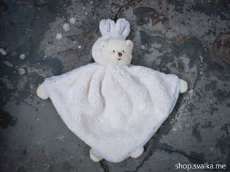 Мишка, который очень хотел быть зайкой