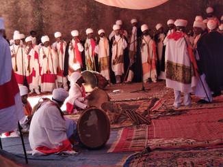 Рождество в Эфиопии