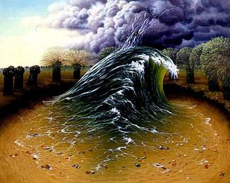 Сегодня мне снилось море