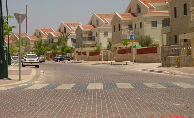 The Nobel Peres neighborhood in Rishon Lezion - the Israeli Land Corporation