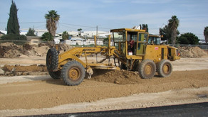 Performing earthworks, infrastructure and loads of asphalt - Uniform Track - PA