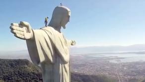 Dangerous restoration work in Brazil - a must