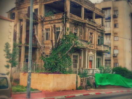 Building Conservation - 5 Carmel Street