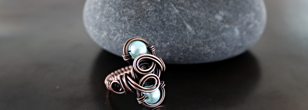Copper duality ring