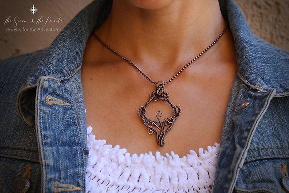 Persephone Pendant | Goddess