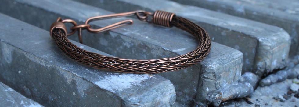 Men's Renegade Bracelet- Copper
